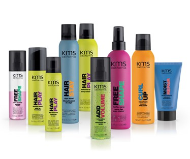 KMS California Hair Products Madison Wisconsin